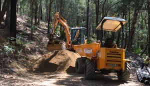 Case Study: Earthmoving Equipment Goes bush