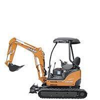 1.7T Excavators