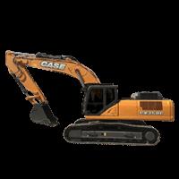 35T Excavator Dry Hire