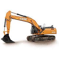 48T Excavator Dry Hire
